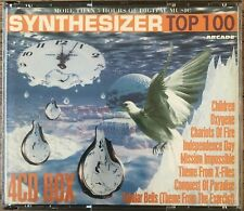 ED STARINK - SYNTHESIZER TOP 100 - 4 CD