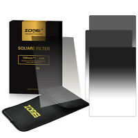 ZOMEI 100mm*150mm Gradual Neutral Density Square Filter for Cokin Z Series