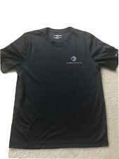 Brooks Equilibrium Men's Small Short Sleeve Running Shirt Black