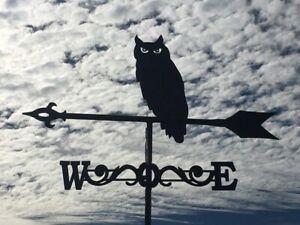 Spooky Owl Weathervane