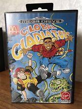 Boxed Sega Mega drive Game - McDonald's Global Gladiators - PAL Genesis MD Mega
