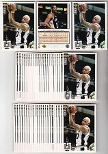 Lot of 50 1994-95 Upper Deck Collectors Bilingual Choice DENNIS RODMAN #10 Cards