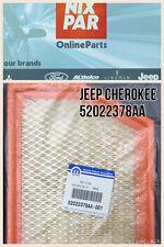 MOPAR OEM 52022378AA Air Filter JEEP CHEROKEE 2014-UP