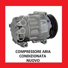 COMPRESSORE ARIA CONDIZIONATA NUOVO JEEP RENEGADE 1.4 DA 14 KW103 CV140 55263624