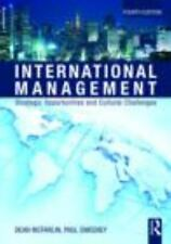 International Management: Strategic Opportunities & Cultural Challenges, Sweeney