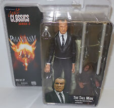 Horror The Tall Man From Phantasm BLISTER Packed Figure by NECA (by)