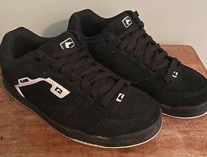 Globe Scribe Shoes (12) Black / Caramello