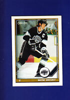Wayne Gretzky HOF 1991-92 O-PEE-CHEE OPC Hockey #321 (MINT) Los Angeles Kings