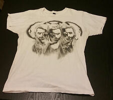 Swedish House Mafia White T-shirt (Size: M)