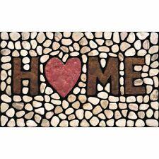 Home Doormat Welcome Indoor Outdoor Door Entrance Way Entry Floor Mat Porch Rug