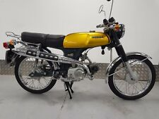 1976 HONDA SS 50 MOPED - 4 SPEED MODEL - AMAZING RESTORED COLLECTORS UK BIKE