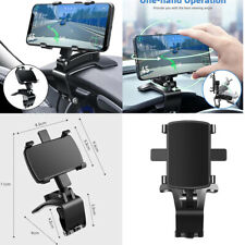 New listing 360° Mount Holder Car Cell Phone Mount Holder Universal Smartphone Gps Support