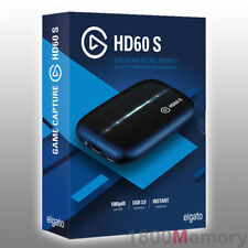 GENUINE Elgato Game Capture HD60S Gaming Recorder HDMI 1080p for Xbox PS4 Mac PC