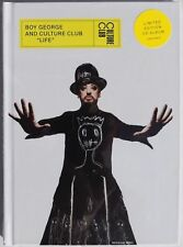 BOY GEORGE & CULTURE CLUB LIFE (DELUXE EDT.) CD NUOVO