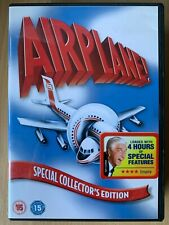 Airplane DVD 1979 Disaster Film Movie Spoof Comedy Classic Special Edition