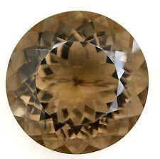 126 Carat Round Smoky Quartz Gem Stone Gemstone AAA Top Quality Natural