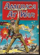 America At War TPB Fireside 1979 The Best Of DC War Comics Blackhawk Boy Command