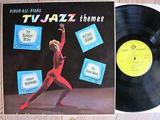 VIDEO ALL STARS - TV JAZZ THEMES  LP 1959  PYE Golden Guinea GGL 0060 -  UK