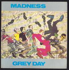 MADNESS DISCO 45 GIRI GREY DAY B/W MEMORIES - STIFF BUY112STIFF