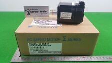 YASKAWA AC SERVO MOTOR SGMAJ-01EAA21 100W (NEW IN BOX) DHL INT'L SHIPPING