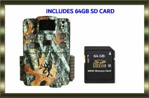Browning BTC 5HD APX Strike Force APEX Trail Camera W 64GB SD Card