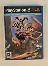 Sony Playstation2  Monster Hunter  PS2 PAL UK CIB VG Condition