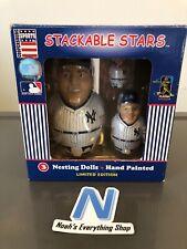 New York Yankees Stackable Stars Nesting Dolls Hideki Matsui #55 - BRAND NEW
