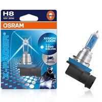 Osram H8 12V 35W PGJ19-1 X-Racer XenonLook 4200K +20% 1st. 64212XR-01B