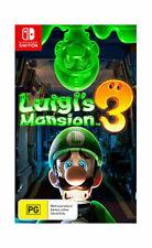 Luigi's Mansion 3 -- Standard Edition (Nintendo Switch, 2019)