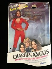 Vintage Hasbro Charlie's Angels Sabrina Action Doll Package
