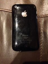Apple iPhone 3G - 8GB - Black (AT&T) Smartphone