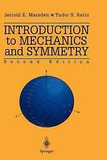 Introduction to Mechanics and Symmetry: A Basic Exposition of Classical Mechani