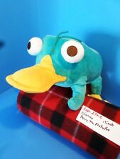 Disney Phineas and Ferb Perry the Platypus plush(310-271-2)