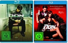 DON 1 + 2, Das Spiel beginnt + The King is Back - 2 x Blu-ray Disc NEU + OVP!