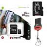 Speicherkarte Kingston Für Oukitel WP5 Micro SD Card SDXS Canvas 16 - 128 GB