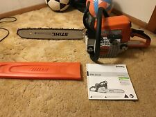 """Stihl Ms250 Chainsaw With 18"""" Bar And Chain"""