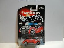 Hot Wheels Mothers Wax Red Roadster