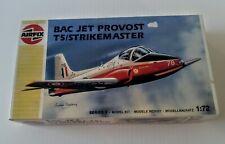 Airfix BAC JET PROVOST T5/STRIKEMASTER 1/72 Scale Model Kit