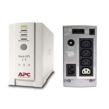 APC Back-UPS CS 650VA 400W 230V DB-9 RS-232/USB Uninterruptible Power Supply