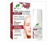 3 x 50ml DR ORGANIC Pro Collagen Plus+ Anti Aging Moisturiser With Dragons Blood