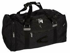 Camel Active Journey Travel Bag Reisetasche Schultertasche Schwarz