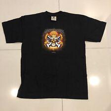 RARE Vintage Monster Magnet God Says No Black Graphic Shirt Mens Large
