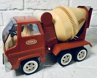 1960's Vintage Tonka Cement Mixer Rotating Complete Original Authentic Very Good