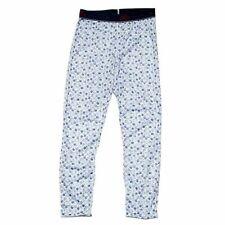 Hot Chillys Kids Girls MTF Base Layer Bottoms Pants - M - Daisy - New in Box!