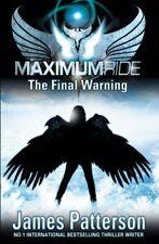 Maximum Ride: The Final Warning-James Patterson, 9780552558112