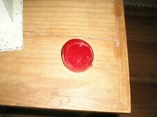 VINTAGE 1960-70S JAPAN CATEYE NO. 500 BICYCLE RED TAILLIGHT LENS