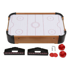 20 Inch Air Hockey Table Game Mini Table Top Fun for Kids Teens Adults Party New