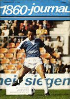 TSV 1860 München - 1860-journal Dezember 11/1979