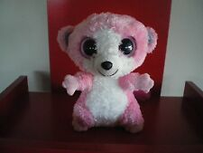Ty Beanie Boos Bubblegum lemur 6 inch size Retired Vg Condition - No Hang Tag.