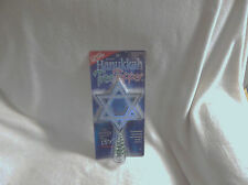 Hanukkah Silver Color Tree Topper This Holiday Reach For The Star-New